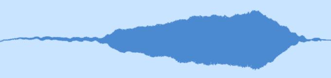 ノンアタック奏法の波形